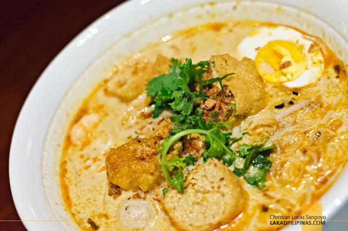 Café Causette Mandarin Oriental Laksa