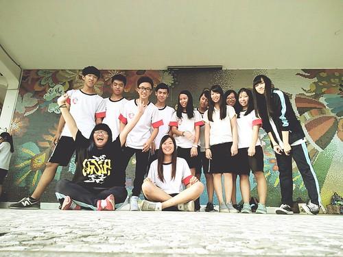 鳳山高中熱門舞蹈社
