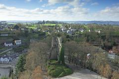 Donjon de Vire (Calvados-FR)
