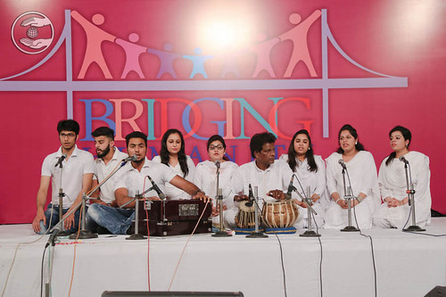 English devotional song by devotees from Saharanpur