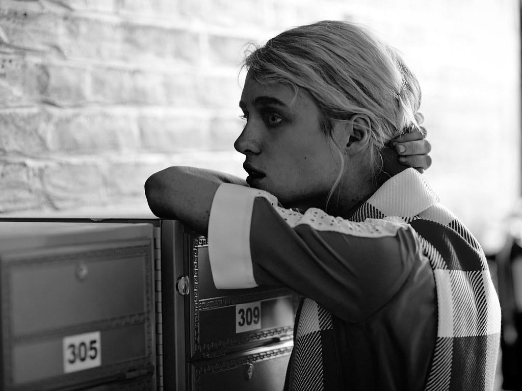 Маккензи Дэвис — Фотосессия для «Tidal» 2015 – 8