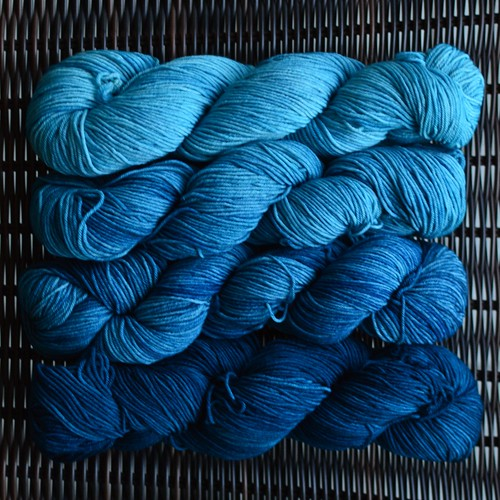 Smudge Yarns Gradient Set