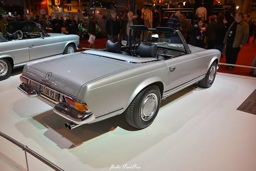1968 Mercedes-Benz 280 SL pagode W113