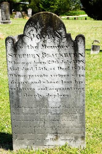 Bush River Baptist Church and Cemetery-041