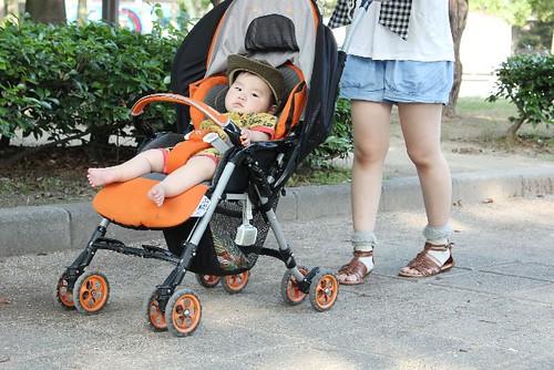 赤ちゃん 日焼け対策 お出かけ