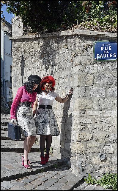 Mode à Montmartre