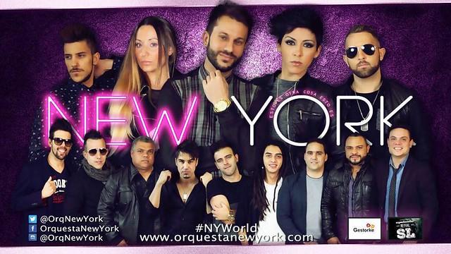 New York 2016 - orquesta - cartel