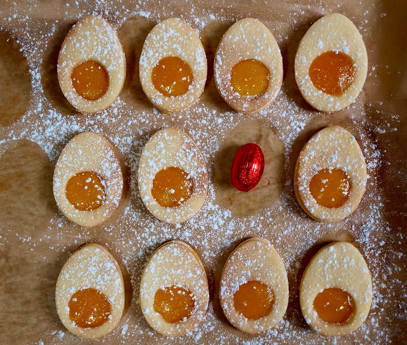 Kekse? Ostereier!