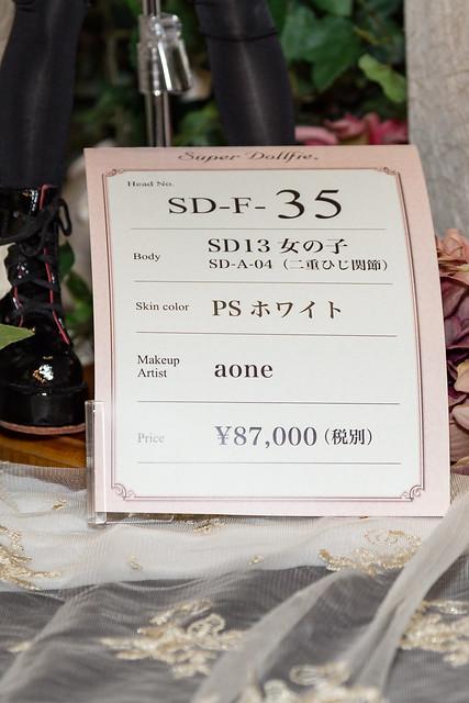 HTドルパ京都13 フルチョイスワンオフ SD F-35
