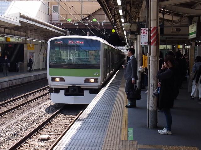 ちょこっと東京散歩