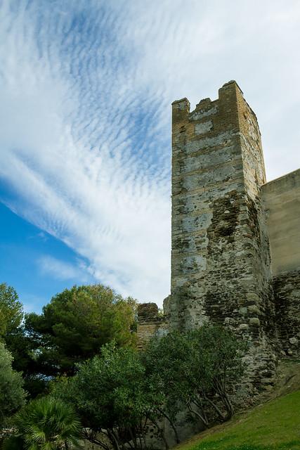 Spain - Malaga - Fuengirola - Castle
