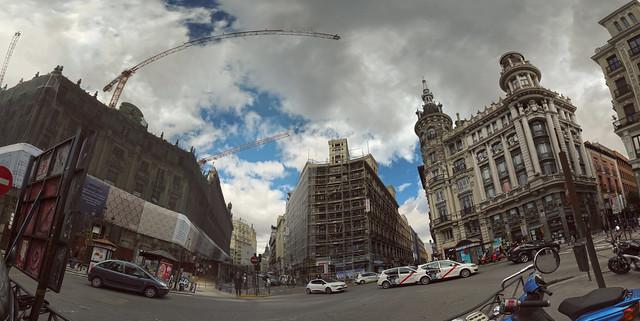 Plaza San Jerónimo, Madrid (2016)