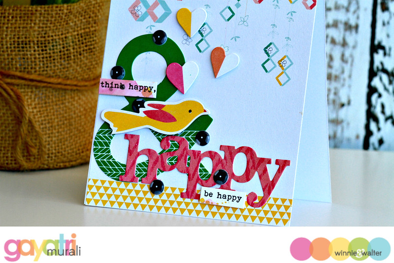 Happy card closeup#1