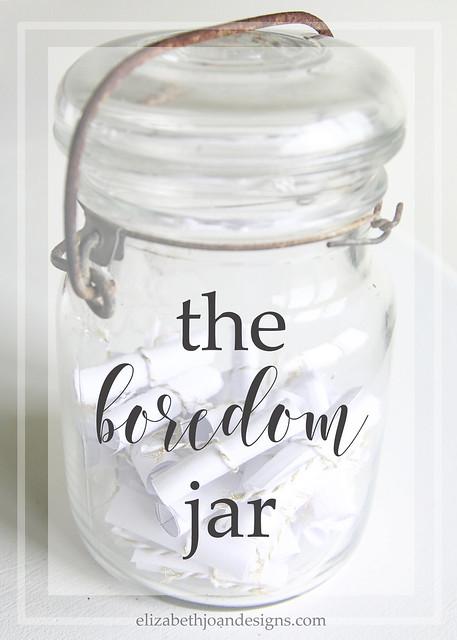 The Boredom Jar