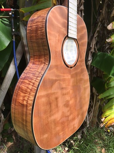 ngd from new zealand benavides guitar redwood koa deep body om the acoustic guitar forum. Black Bedroom Furniture Sets. Home Design Ideas