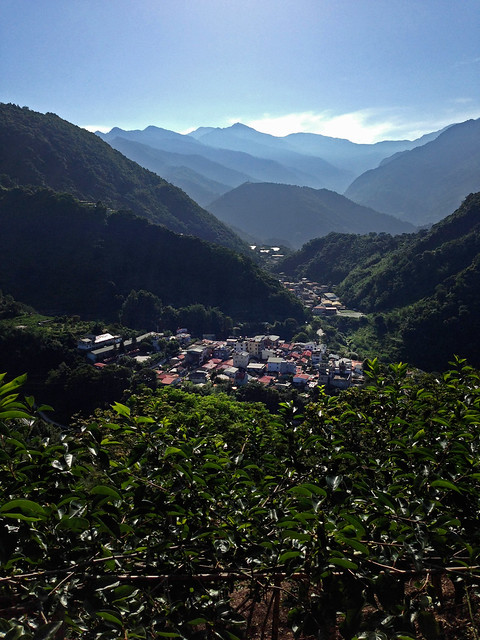Taiwan, mountains