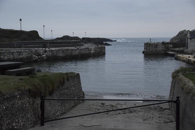 Puerto de Pyke-Ballintoy