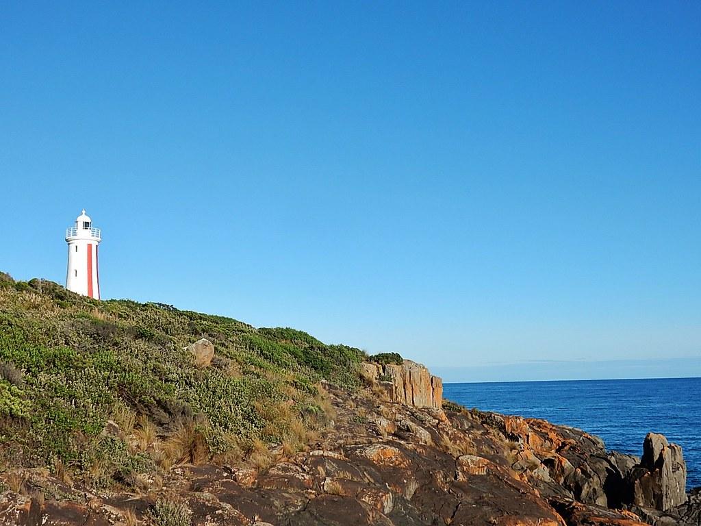 mersey bluff lighthouse tasmania tripcarta. Black Bedroom Furniture Sets. Home Design Ideas