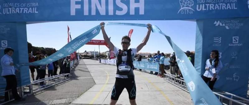 Žákovský vyhrál 110 km na Istrii v novém traťovém rekordu