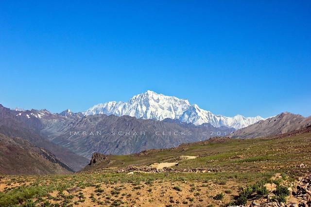 Nanga Parbat 8126 meters