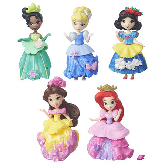 mini princesses