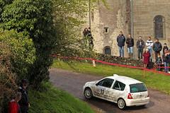 7ième Rallye de Bourbonnes les Bains - Photo of Enfonvelle