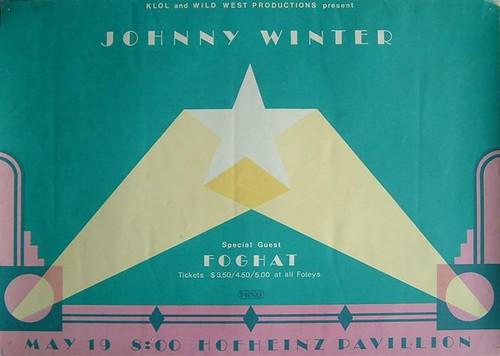 JWS Saturday 19 May 1973: Hofheinz Pavilion, Houston