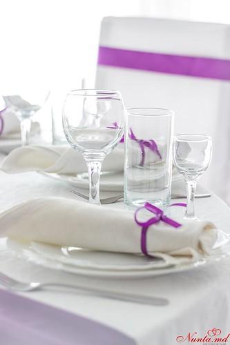 Tatiana Decor- Мы сделаем Ваш праздник Красивым! > Фото из галереи `14. Фиолетовая свадьба`