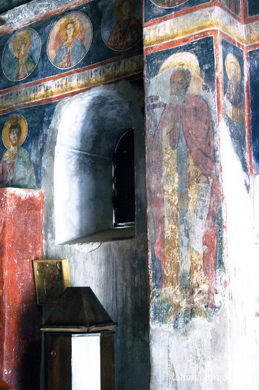 Старые фрески