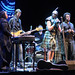 smchughuk posted a photo:	Eska with Jessie Rae.Glasgow Royal Concert Hall,Celtic Connections, 22th January 2016