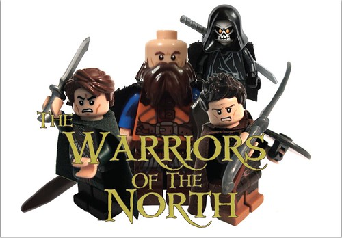 Warriors of the North Tourney Banner