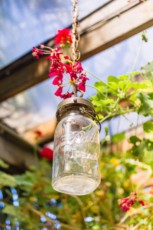 the grounds of alexandria glass jar lanterns