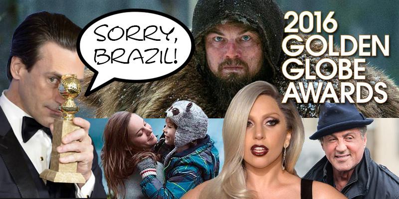 Vencedores Globo de Ouro 2016