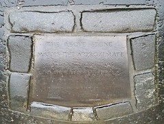 Photo of Stone plaque number 40913