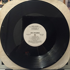 BOBBY BROWN:EVERY LITTLE HIT MEGA MIX(RECORD SIDE-A)