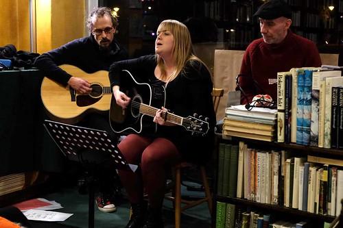 Georga Gustafsson, Susanne Andersson och Patrick Lindgren