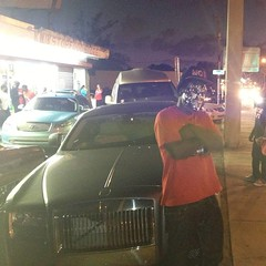 BZOE ENT (we want you to Eat) Recaps of The Hood Got Fee Video Shoot