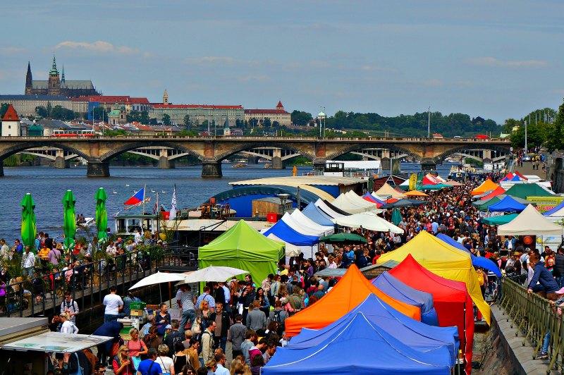 Prague Sunday Market
