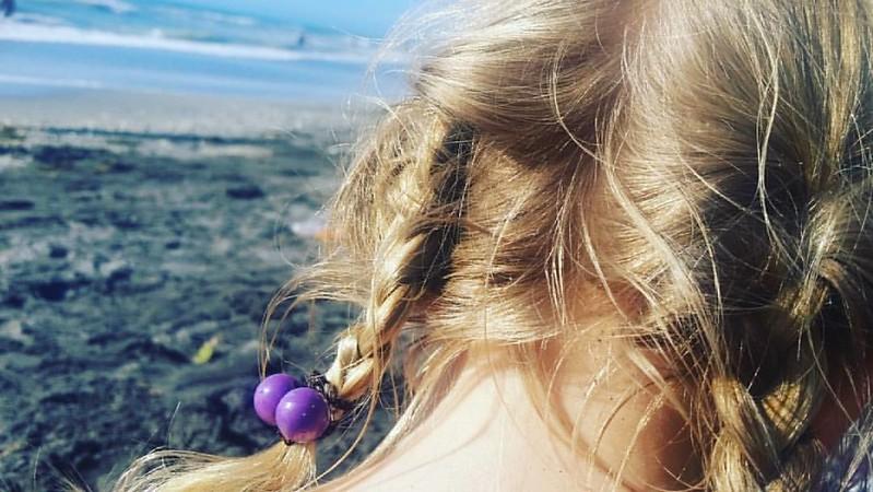 Salty braids.