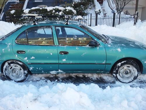 Car: Post-Shoveling