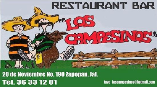 LOS CAMPESINOS
