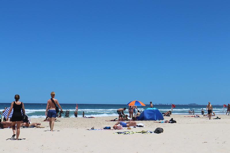 Main beach surfers paradise, gold coast