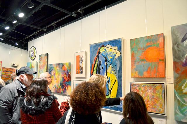 VIVID gallery opening