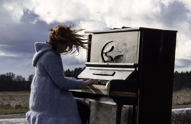 The Stray Piano