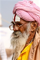 104736: Orchha Faces