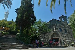 Santiago - Cerro San Cristobal Santuario