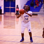 AHS Women's JV Basketball vs Aiken 2-1-16