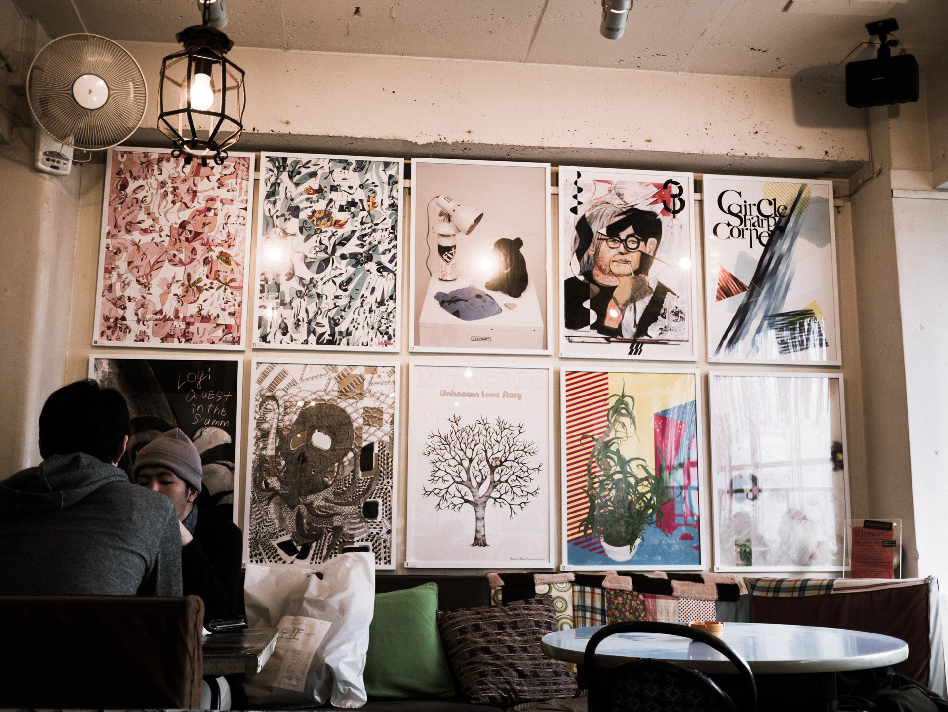 SESSIONART 2016@cafe na.