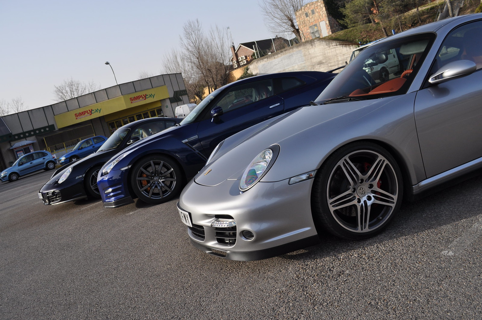 Brunch and Cars Madrid - Round 3