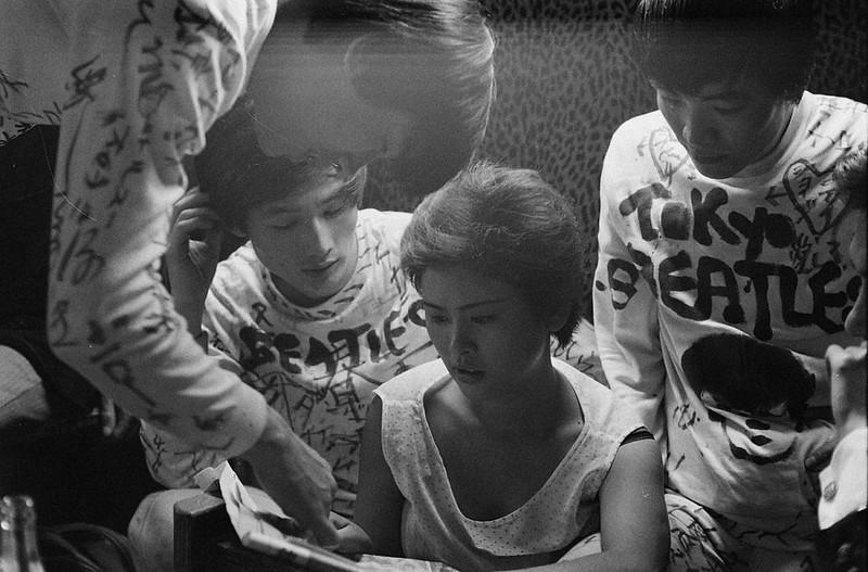 1964年,日本青年叛逆的一代8